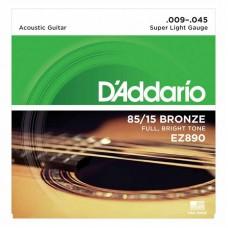 Daddario EZ890 Bronze