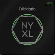 Daddario NYXL 08-38