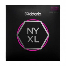سیم گیتار باس Daddario NYXL 45-100