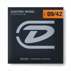 سیم گیتار الکتریک Dunlop Nickel 9-42
