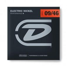 سیم گیتار الکتریک Dunlop Nickel 9-46