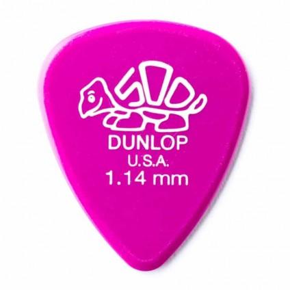 قیمت خرید فروش پیک گیتار 1.14mm Dunlop Delrin 500 1.14mm