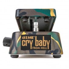 پدال افکت Dunlop DimeBag Cry Baby From Hell