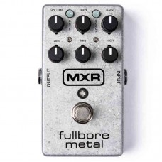 افکت یونیت گیتار Dunlop MXR M116 Fullbore Metal