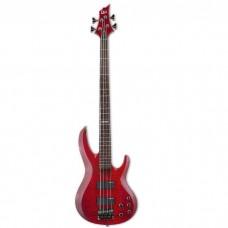 گیتار باس LTD B154DX See Thru Red