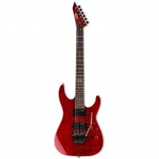 LTD M100 FM See Thru Black Cherry