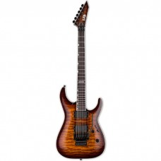 گیتار الکتریک LTD MH401FR Dark Brown SunBurst
