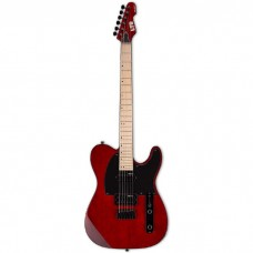 LTD TE200 See Thru Black Cherry