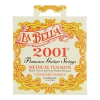 قیمت خرید فروش La Bella 2001 Flamenco Medium Tension