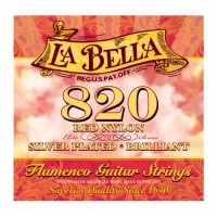 LaBella 820 Red Nylon