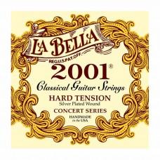 سیم گیتار کلاسیک Labella 2001 Hard Tension