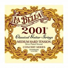 سیم گیتار کلاسیک Labella 2001 Medium Hard Tension