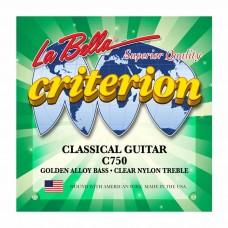 سیم گیتار کلاسیک Labella C750 Criterion