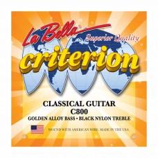 سیم گیتار کلاسیک Labella C800 Criterion
