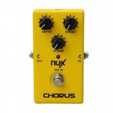 افکت یونیت گیتار الکتریک Nux CH3