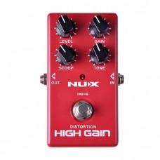 افکت یونیت گیتار الکتریک Nux HG6