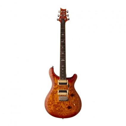 قیمت خرید فروش گیتار الکتریک PRS SE Custom 24 Burled Ash VSB