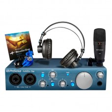 پکیج اسندیویی Presonus AudioBox iTwo Studio