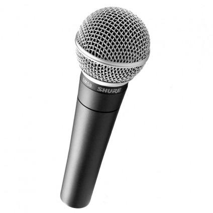 قیمت خرید فروش میکروفون Shure SM58