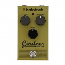 Tc Electronic Cinders Over Drive