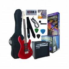 پکیج گیتار الکتریک Yamaha Gigmaker ERG 121 RED