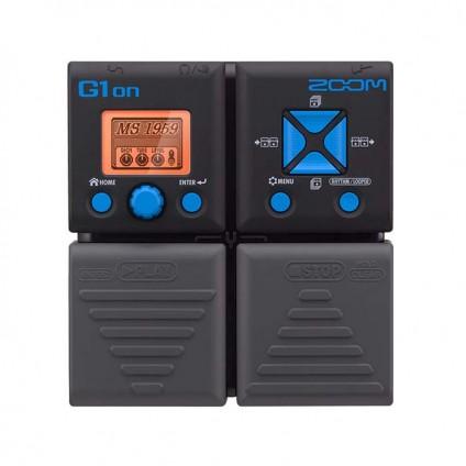 قیمت خرید فروش افکت گیتار الکتریک ZOOM G1on