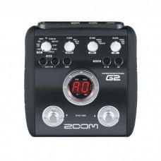 افکت گیتار الکتریک ZOOM G2
