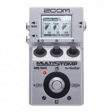 افکت گیتار الکتریک ZOOM MS50G
