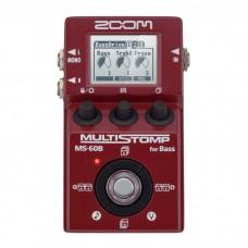 افکت گیتار باس ZOOM MS60B