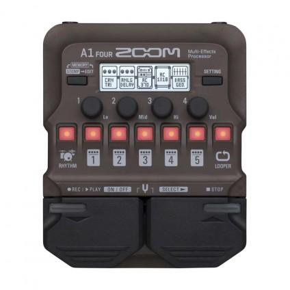 قیمت خرید فروش افکت سازهای آکوستیک Zoom A1 FOUR