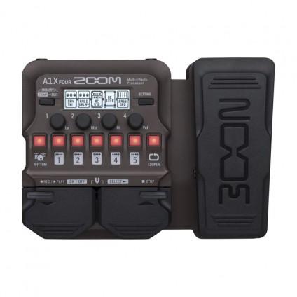 قیمت خرید فروش افکت سازهای آکوستیک Zoom A1X FOUR