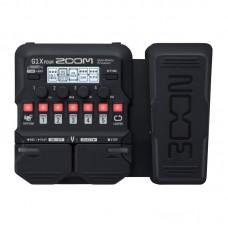 افکت گیتار الکتریک Zoom G1X FOUR