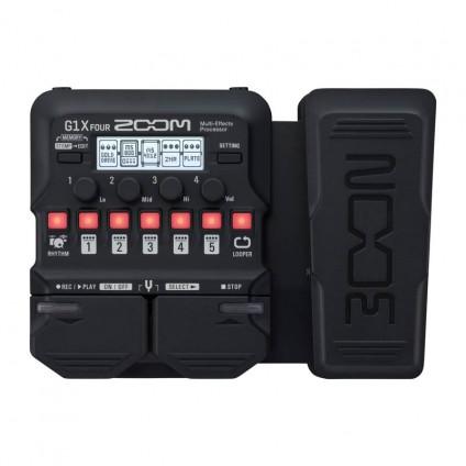 قیمت خرید فروش افکت گیتار الکتریک Zoom G1X FOUR