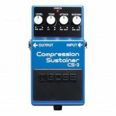 Boss CS 3 Compression Sustainer