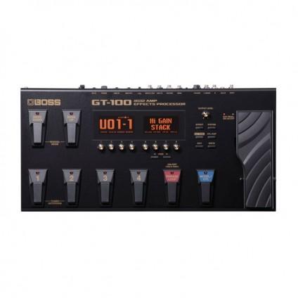 قیمت خرید فروش افکت گیتار الکتریک Boss GT100