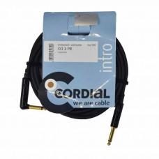 کابل گیتار Cordial CCI 3 PR