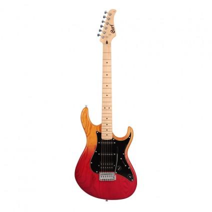 قیمت خرید فروش گیتار الکتریک Cort G200DX Java Sunset