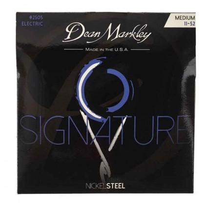 قیمت خرید فروش سیم گیتار الکتریک 11-52 Dean Markley Signature Medium
