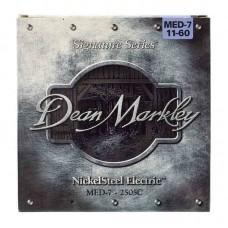 سیم گیتار الکتریک Dean Markley Med7 2505C