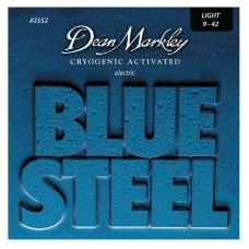 سیم گیتار الکتریک Blue Steel Light