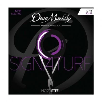 قیمت خرید فروش سیم گیتار الکتریک Signature Nickel Steel LTHB