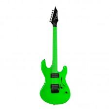 Dean Custom Zone 2 HB Florescent Green