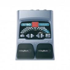 افکت گیتارباس Digitech BP50