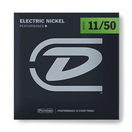 قیمت خرید فروش سیم گیتار الکتریک 11-50 Dunlop Perfomance+ 11 50