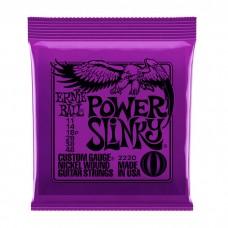 سیم گیتار الکتریک Ernie Ball 2220 Power Slinky 11-48