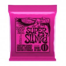 سیم گیتار الکتریک Ernie Ball 2223 Super Slinky 9-42