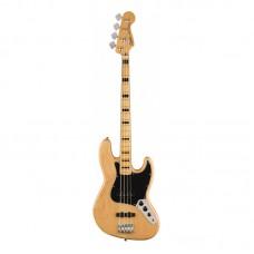 Squier CV 70s Jazz Bass MN NAT