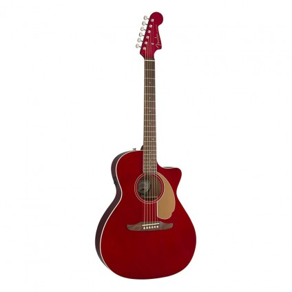 قیمت خرید فروش گیتار آکوستیک Fender Newporter Player CAR