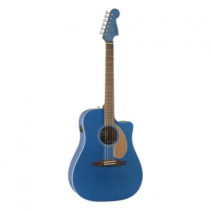 قیمت خرید فروش گیتار آکوستیک Fender Redondo Player Belmont Blue