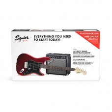 Squier Affinity Strat CAR Pack